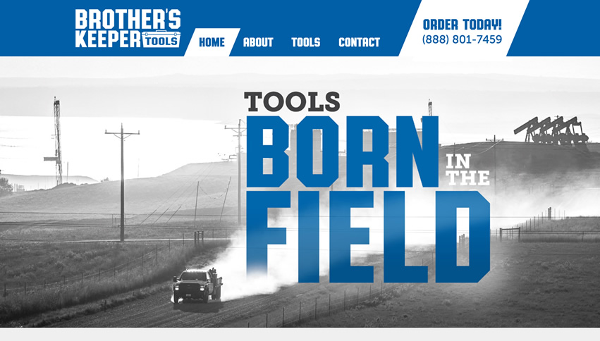 Brother's Keeper Tools - Desktop