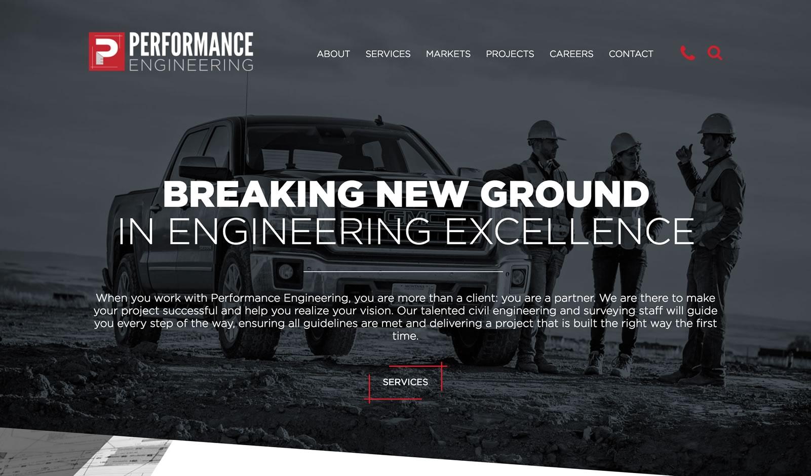 Web Design - Performance Engineering