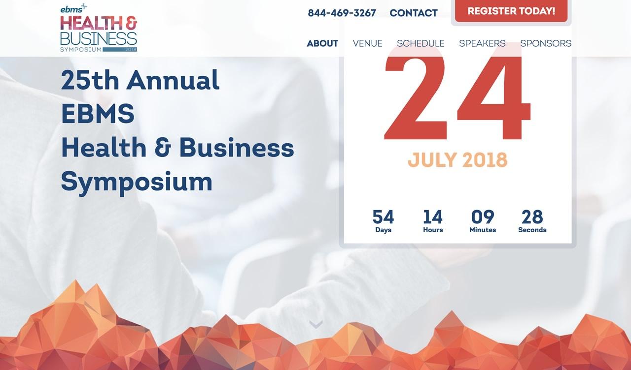 EBMS Symposium - Desktop