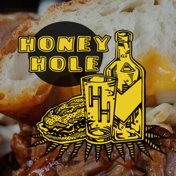 Honey Hole Sandwiches