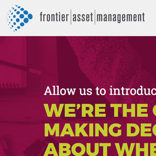 Frontier Asset Management
