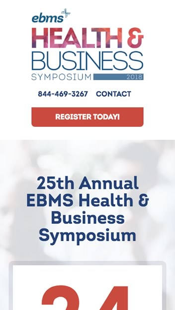 EBMS Symposium - Mobile