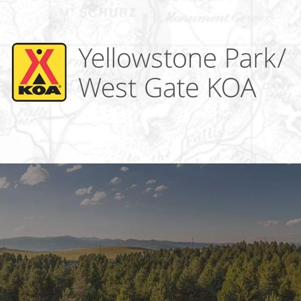 Yellowstone KOA